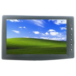 """8"""" LCD-skärm med hög..."""