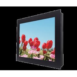 "19"" LCD-skärm, IP54 Front,..."