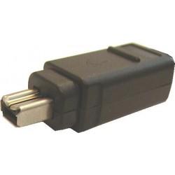 Firewire kabel 4-Poletill...