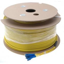 8 Core fiberkabel singelmod...