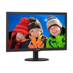 """22 """"svart LCD-skärm med..."""