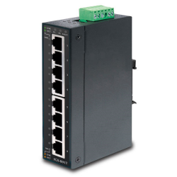 8 Portar Gigabit switch...