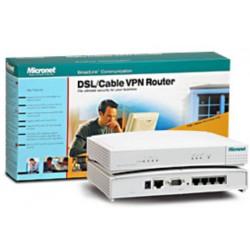 DSL Routiller með VPN
