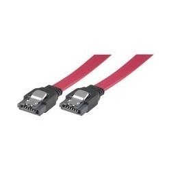 SATA-kabel med låsmekanism,...