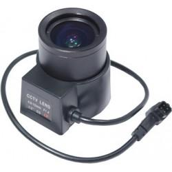 Lens, 4,0 till 12,0 mm,...