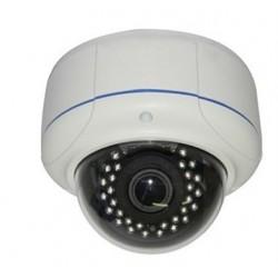 Udendørs IP PoE dome kamera...