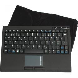 Svart mini tangentbord med...