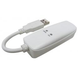 Eksternt 56K modem til USB,...