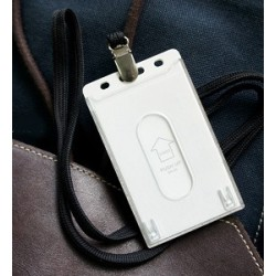 Monitor lock - ID kort hållare