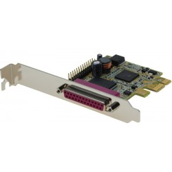 2 parallellport, PCI Express