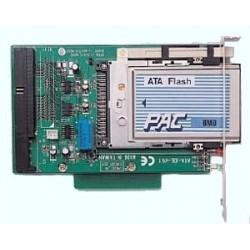 PCMCIA flashminnesläsare...