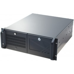"4U 19"" dator chassi, ATX,..."