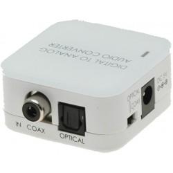 Digital till analog Audio...