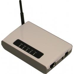 2 USB 2.0-portar via detill...