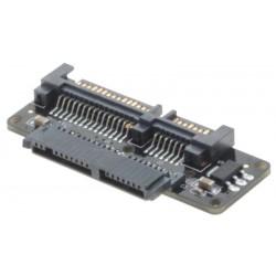 Micro SATA till SATA adapter