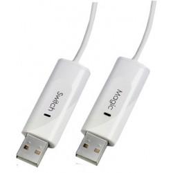 USB-adapterkabel för att...