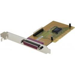 2 parallelporte till PCI-bus