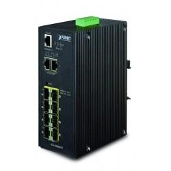 10 ports Gigabit switch 8 x...