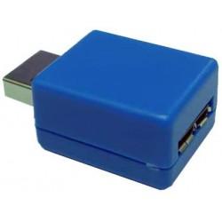 Adapter fra USB3.0 A-han...