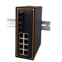 10 ports switch 8 X 10/100...