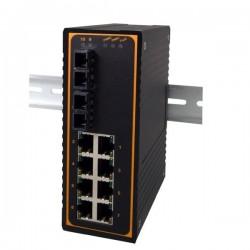 10 ports switch 8 x...