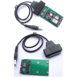 Konvertera USB till Micro SATA