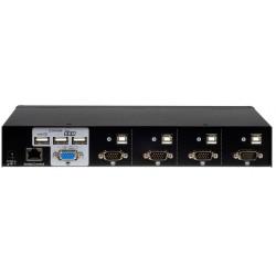 KVM-switch till 4 datorer...