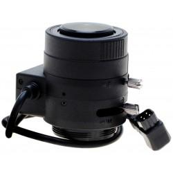 Lens, 2,8 till 12,0 mm, 2MP...