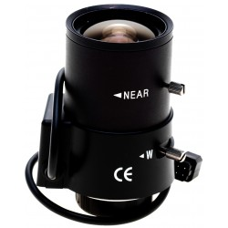 Lens, 2,8 till 12,0 mm,...
