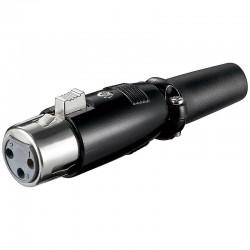 Mikrofon XLR, tillre...