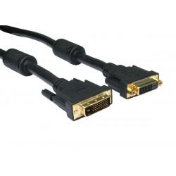 DVI - I kabel . Dual Link ,...