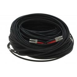 Fiberoptisk kabel med...