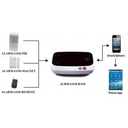 GSM Alarm Systillem ....