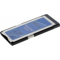 ExpressCard till Flashkort...