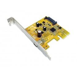PCI Express-kort till USB 3.1C