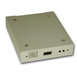 Floppy enhet utan diskett....