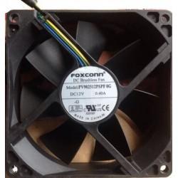 12VDC fläkt 90 x 90 mm med...