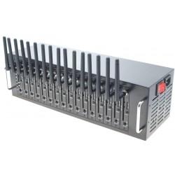 16 stk.GSM modem-pool med 1...