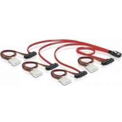 SAS-kabel SFF 8087 till 4x...