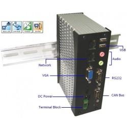 Embedded mini-dator utan OS