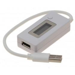 Effektmåler til USB porten,...