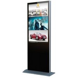 "46"" info kiosk utan OS"