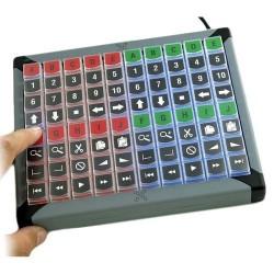 USB tangentbord med 80...