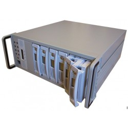 """4U RAID låda, 8 x 5 ¼""""..."""