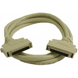SCSI kabel, Mini DB50 han...