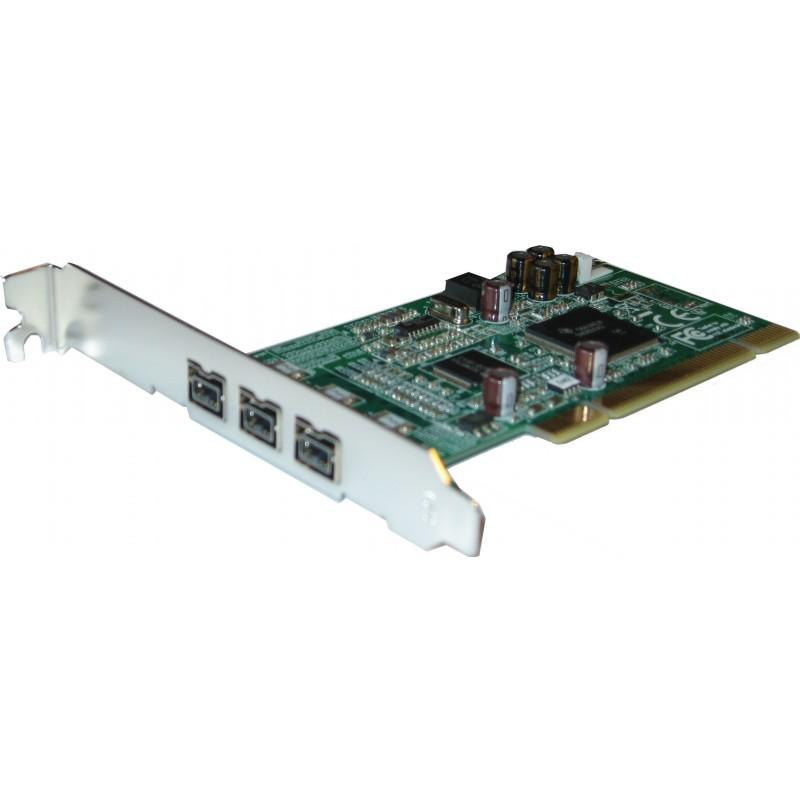 FireWire karta - IEEE 1394b - PCI