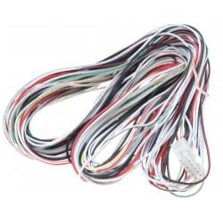 Restsalg: I/O kabel til...
