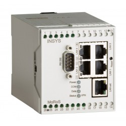 INSYS Linux router med...