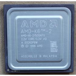 Restlager: AMD K6-2, 500...