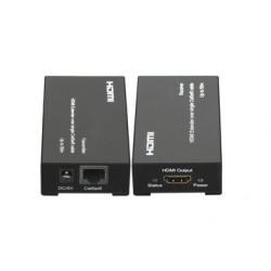 HDMI extender. Overfør...